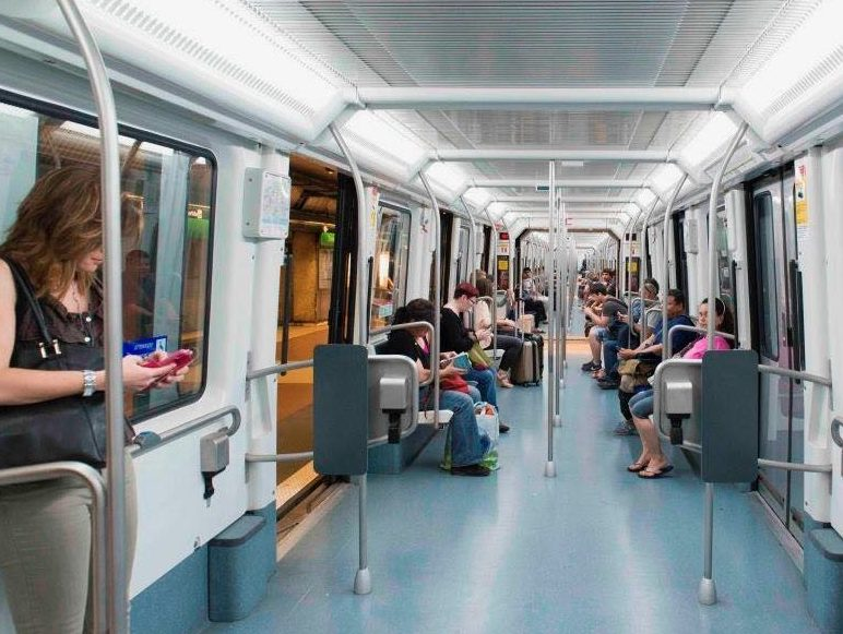 The South Section Of Line 9 Barcelona Metro Was Opened Last 12th February In Which Gpo Group Has Had An Active Parion